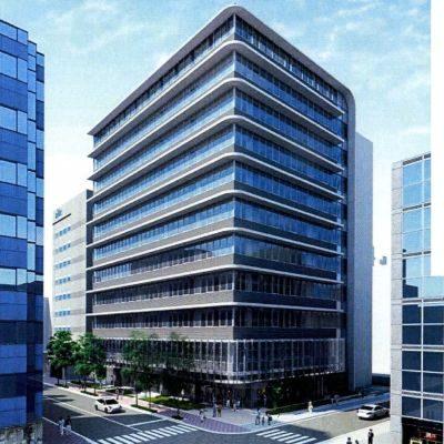 2020年10月末予定新築大町オフィスビル! 画像