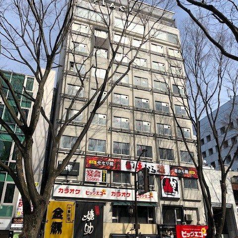 定禅寺通り沿いビル 飲食店最適! 4Fのテナント募集中 画像